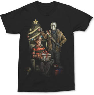 Freddy & Jason Presents Men's Graphic T-Shirt