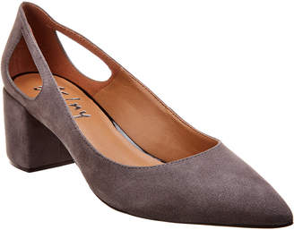 French Sole Theron2 Suede Pump