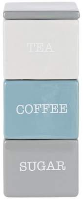 Equipment Hygena Tea, Coffee and Sugar Stacker