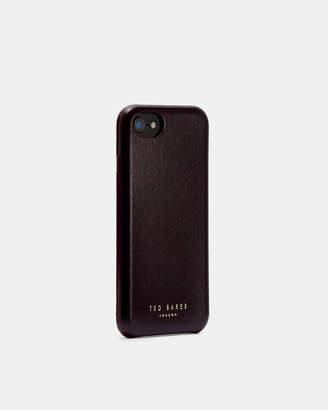 MIDOCA Leather iPhone X/XS case