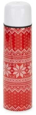 Christmas Knit Thermos