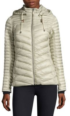 Barbour Headland Quilted Jacket $279 thestylecure.com
