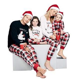 d4b21659583 at Amazon Canada · Alljoin Family Matching Christmas Pajamas Set
