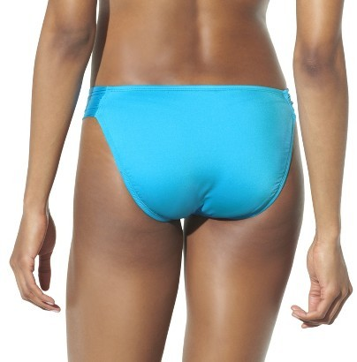 Mossimo Women's Mix and Match Hipster Swim Bottom -Coastal Cool