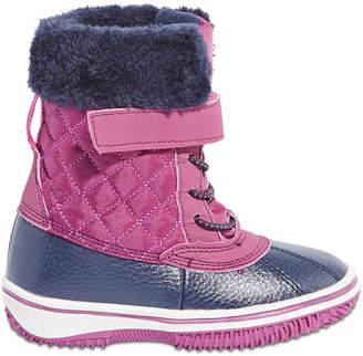 Joe Fresh Toddler Girls Bungee Snow Boot