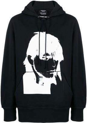 Calvin Klein kangaroo pocket hoodie