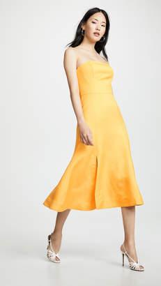C/Meo Collective Crescent Midi Dress