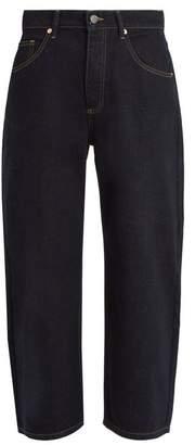 Raey - Wide Leg Jeans - Mens - Indigo
