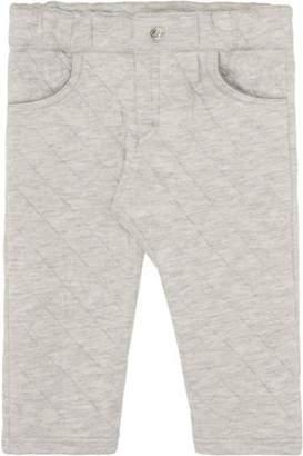 Petit Bateau Grey Textured Sweatpants