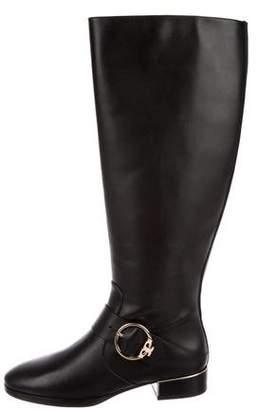 Tory Burch Sofia Riding Knee-High Boots