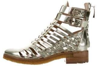 Femmes Sans Peur Trina Cutout Boots