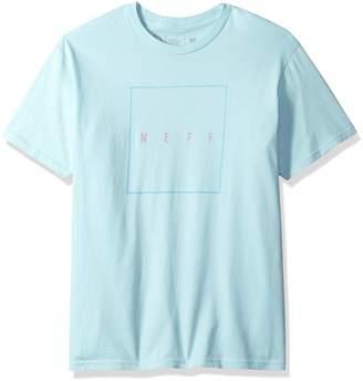 Neff Men's Box Logo Tee Shirt - Graphic T Shirts for Men