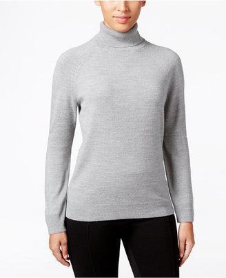 Karen Scott Luxsoft Turtleneck Sweater, Only at Macy's $39.50 thestylecure.com