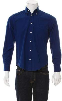 Hartford Woven Button-Up Shirt w/ Tags