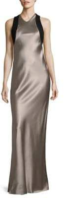 Narciso Rodriguez Charmeuse Gown