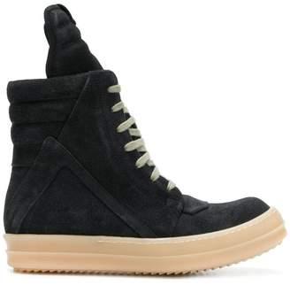 Rick Owens Dirt Geobasket sneakers