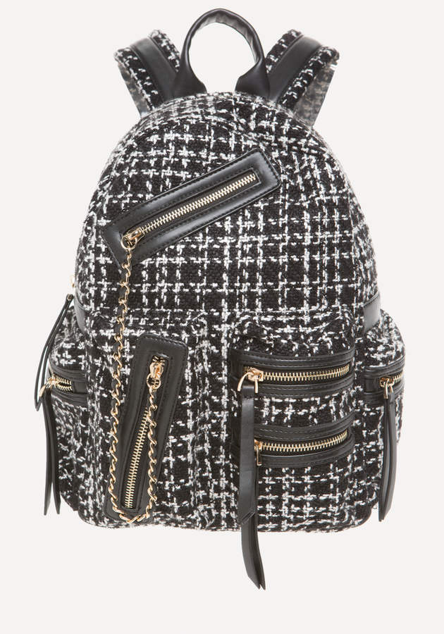 Cher Boucle Backpack