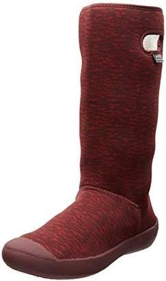 Bogs Women's Summit Knit Waterproof Insulated Boot