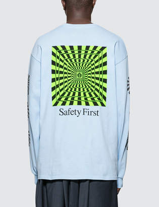 SASQUATCHfabrix. Safety First L/S T-Shirt