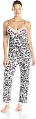 Rene Rofe Women's Sweet Dreams- Long Pajama Set