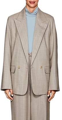 The Row WOMEN'S PRESNER PINSTRIPED WOOL BLAZER