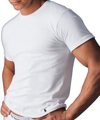 Polo Ralph Lauren Big and Tall Crew Neck T-Shirt 2-Pack, 3X