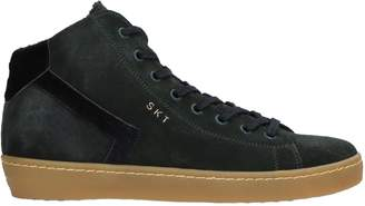Leather Crown High-tops & sneakers - Item 11537231FL