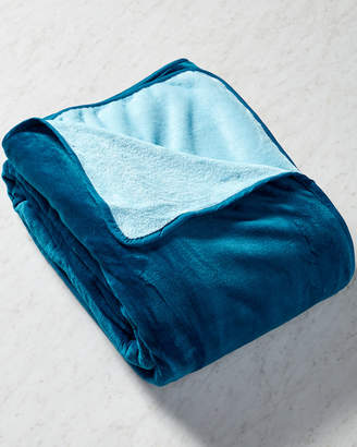 Elite All Seasons Reversible Plush Blanket