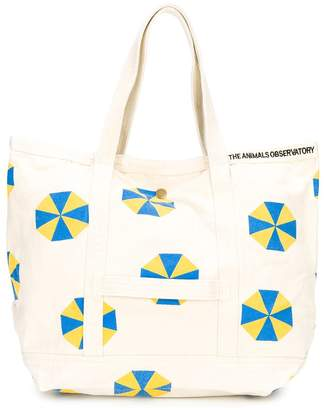 The Animals Observatory canvas tote bag