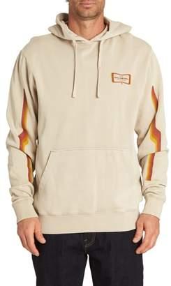 Billabong Wave Washed Graphic Hooded Sweatshirt