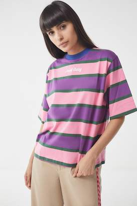 Lazy Oaf Food Baby Striped Tee