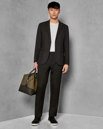 Ted Baker GORKA Textured semi plain jacket