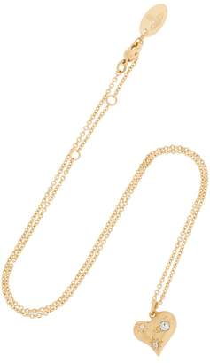 Vivienne Westwood Alice Heart Pendant Necklace