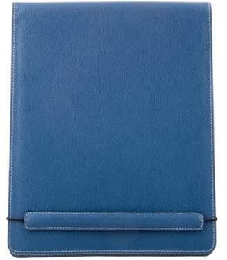 Valextra Leather iPad Mini Case
