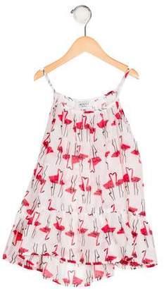 Milly Minis Girls' Silk-Blend Dress
