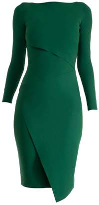 Chiara Boni Aitana Pine Dress