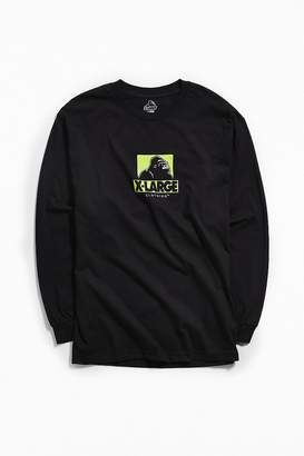 XLarge Cutout OG Long Sleeve Tee