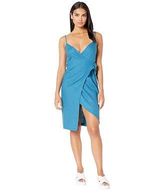 BCBGeneration Wrap Midi Dress TDZ6222791