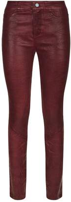 Paige Hoxton Leather Jeans