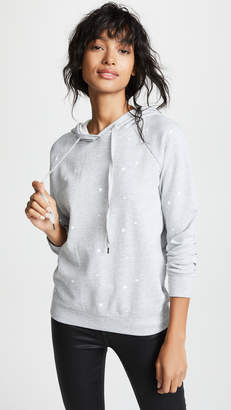 Z Supply The Star Print Hoodie Pullover