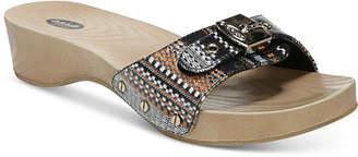 Dr. Scholl's Classic Flat Sandals Women's Shoes