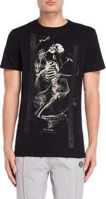 Religion Smokey Skeleton Tee