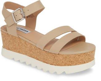 4678ef7d9f7 Steve Madden Platform Wedge Women s Sandals - ShopStyle