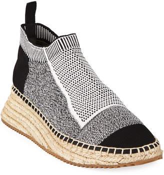 Alexander Wang Dylan Sneaker-Style Espadrille