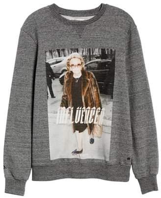 Eleven Paris ELEVENPARIS Influencer Graphic Sweatshirt