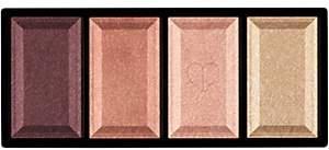 Clé de Peau Beauté Women's Eye Color Quad - 313 Golden Lace