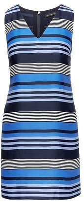 Banana Republic Petite Stripe Shift Dress