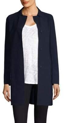 Herno Bonded Neoprene Raincoat