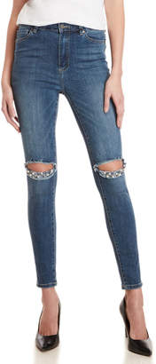 Buffalo David Bitton Ivy High-Rise Skinny Stretch Jeans