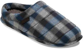 Dearfoams Quilted Clog Slipper - Men's